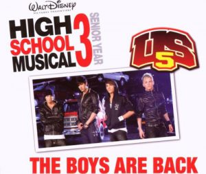US5- High School Musical 3